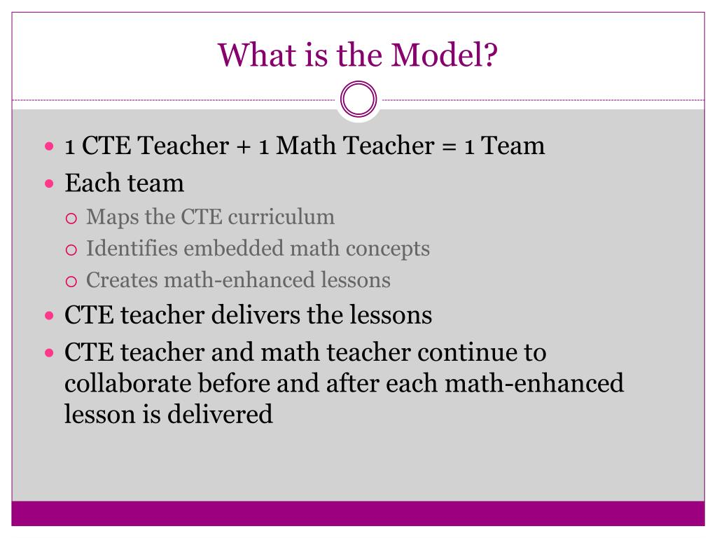 PPT - Naked Math Gets a CTE Cover-up PowerPoint Presentation