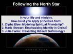 following the north star2