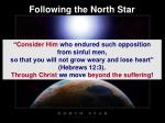following the north star3