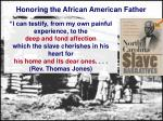 honoring the african american father3