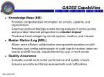 gadss capabilities1