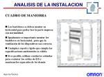 analisis de la instalacion2