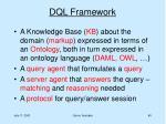 dql framework