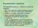 psychiatrick vy et en1