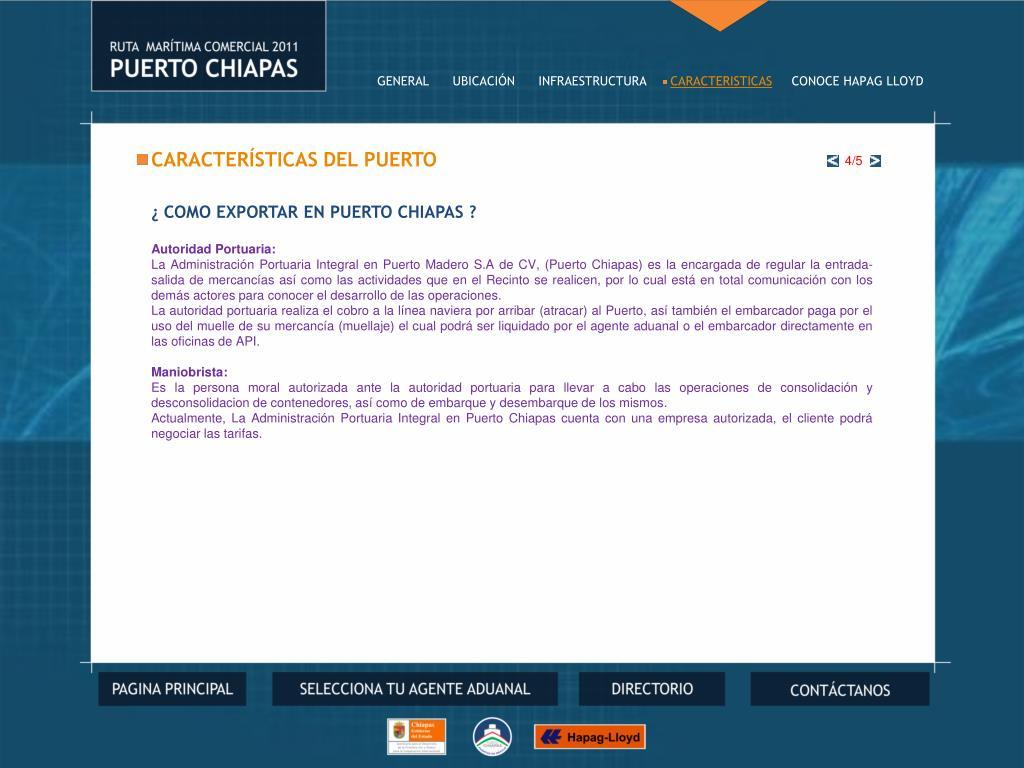 GENERAL      UBICACIÓN      INFRAESTRUCTURA