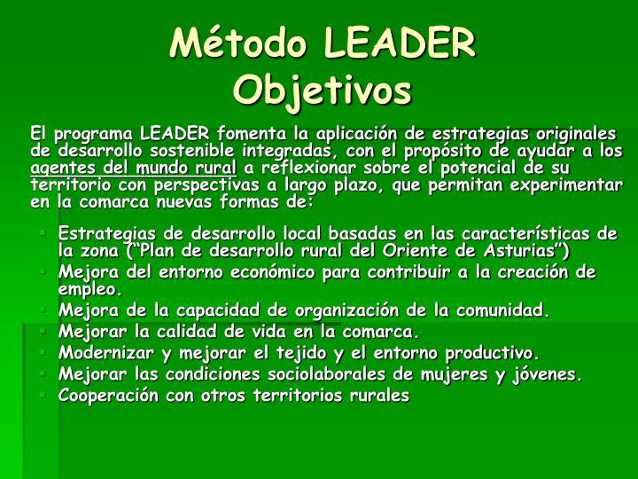 Método LEADER