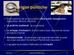 origini politiche1