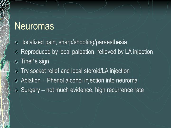 Neuromas