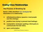 ending close relationships2