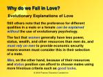 why do we fall in love4