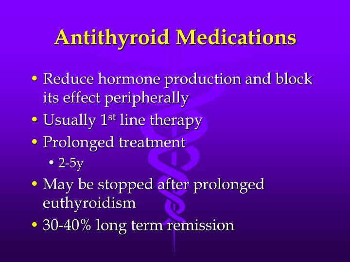Antithyroid