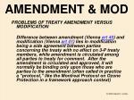 amendment mod