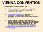 vienna convention