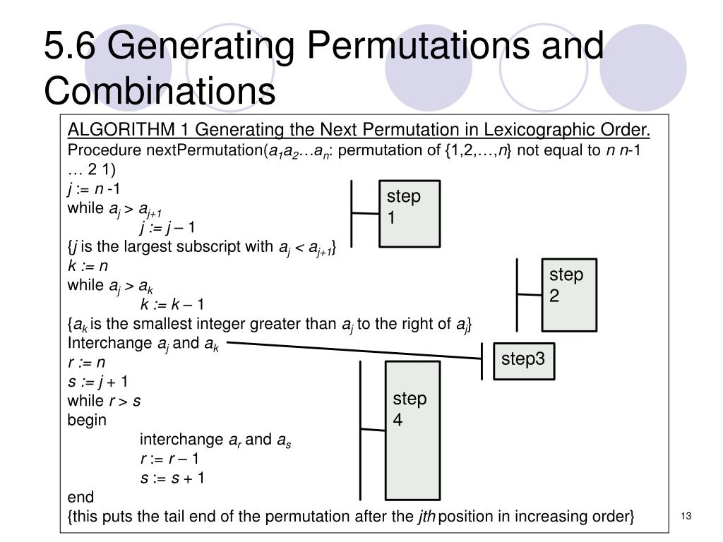PPT - Chapter 5: Counting PowerPoint Presentation - ID:1325265