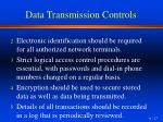 data transmission controls2