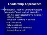 leadership approaches2