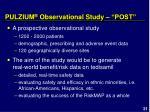 pulzium observational study post