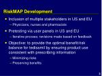 riskmap development