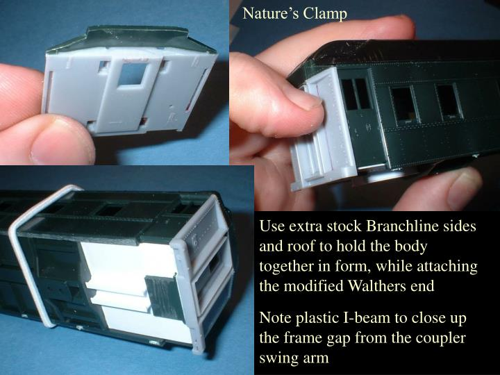 Nature's Clamp