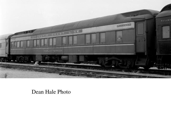 Dean Hale Photo