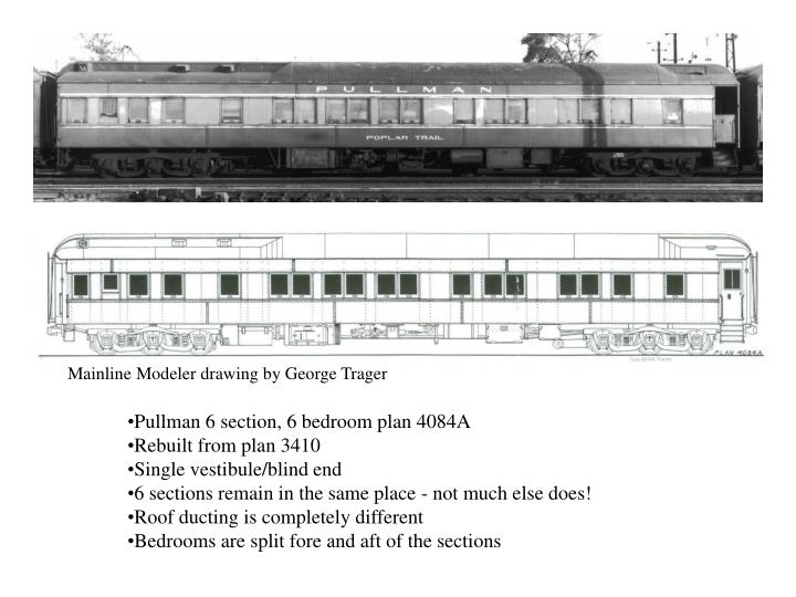 Mainline Modeler drawing by George Trager
