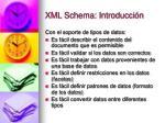 xml schema introducci n2