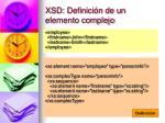 xsd definici n de un elemento complejo1