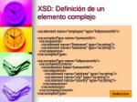 xsd definici n de un elemento complejo2