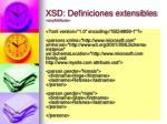 xsd definiciones extensibles anyattribute1