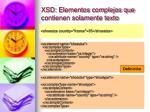 xsd elementos complejos que contienen solamente texto1