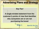 advertising plans and strategy3
