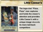 little caesar s