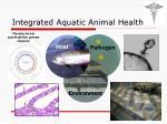 integrated aquatic animal health