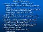 pfields summary