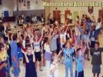 multicultural assemblies