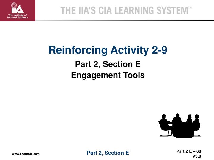 Reinforcing Activity 2-9