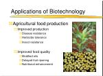 applications of biotechnology2