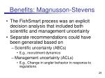 benefits magnusson stevens