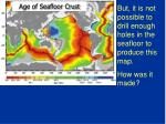 age of seafloor crust1