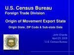 u s census bureau foreign trade division3