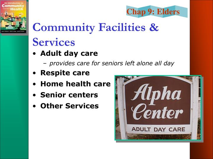 Community Facilities & Services
