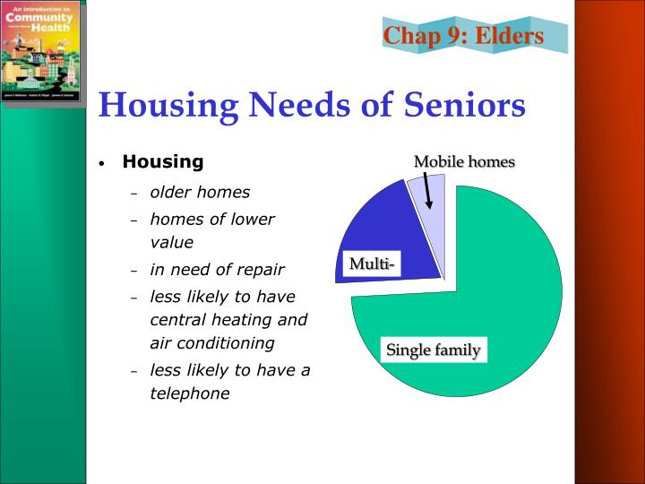 Housing Needs of Seniors