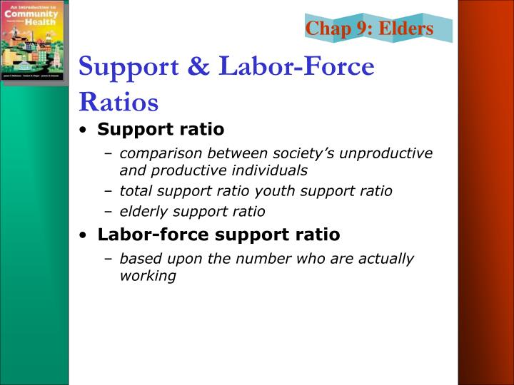 Support & Labor-Force Ratios