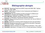 bibliographie abr g e