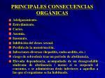 principales consecuencias org nicas1