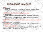 gramatick kateg rie2