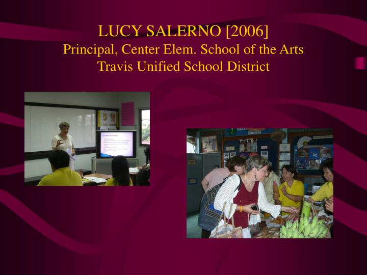 LUCY SALERNO [2006]