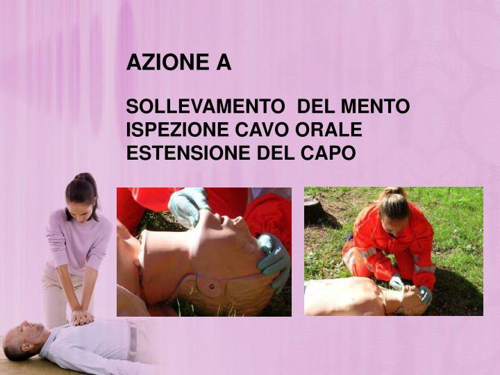 AZIONE A