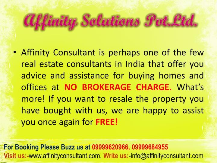 Affinity solutions pvt ltd