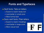 fonts and typefaces2